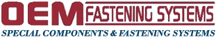 OEM Fastening Systems | Special Components & Fastening Systems